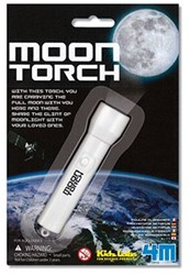 4M Kidz Labs wetenschap speelgoed Zaklamp maan