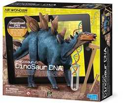 4M AR Wonders: DINOSAURUS DNA - STEGOSAURUS