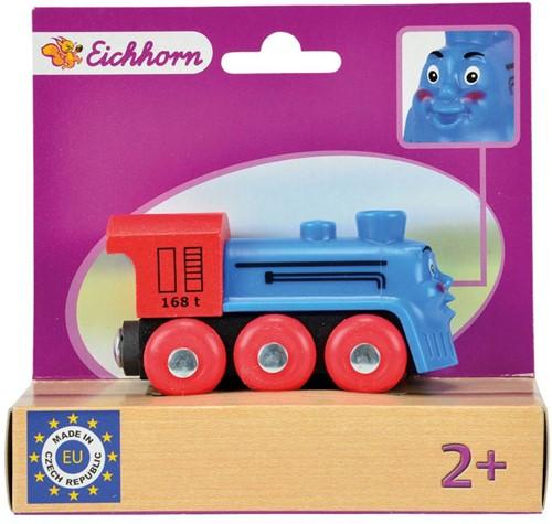 Eichhorn  Locomotief met gezicht-2