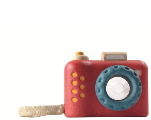 Plan Toys houten my first camera