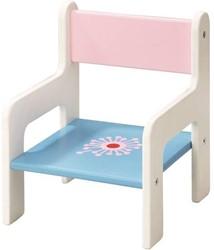 Haba  Lilli and friends houten poppen meubel Poppenstoel Paardenbloem 5643