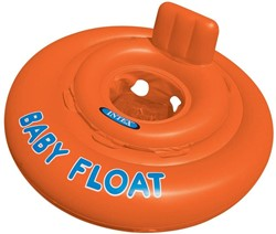 Intex  baby float Oranje