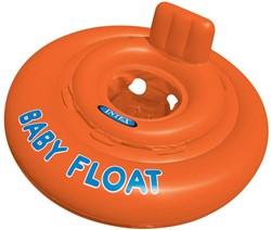 Intex  baby float Oranje