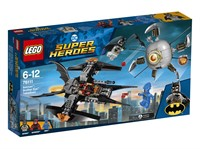 LEGO Super Heroes Batman verslaat Brother Eye 76111