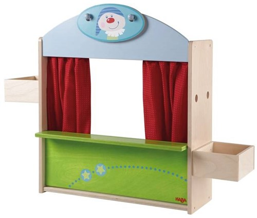 Haba  Lilli and friends houten poppen meubel Poppenkast 5692-1