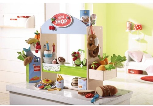 Haba  Lilli and friends houten poppen meubel Poppenkast 5692-3