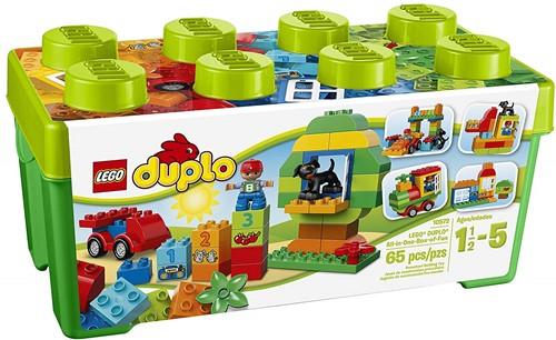 LEGO DUPLO Alles-in-één doos 10572