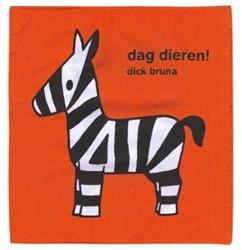 Kinderboeken  babyboek Dick Bruna - Dag dieren knisperboekje