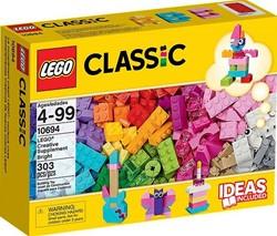 LEGO Classic set Uitbreidngsset pastel 10694