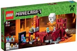 Lego  Minecraft set Minecraft Het Netherfort 21122