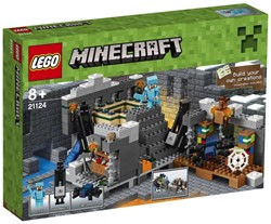 Lego  Minecraft set Het End Portaal 21124