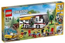 Lego  Creator voertuig Vakantieplekjes 31052