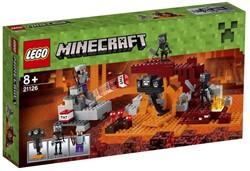Lego  Minecraft set De wither 21126