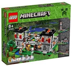 Lego  Minecraft set Het fort 21127