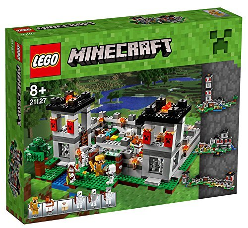 Lego Minecraft set Het fort