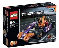 Lego  Technic set Technic - Racekart 42048