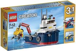 Lego  Creator Oceaanonderzoeker 31045