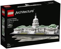 LEGO Architecture Set United States Capitol Building 21030