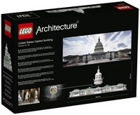 LEGO Architecture Set United States Capitol Building 21030-2