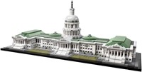 LEGO Architecture Set United States Capitol Building 21030-3