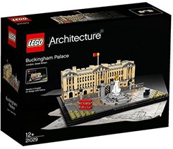 Lego  Architecture set Buckingham Palace 21029