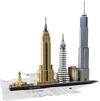 LEGO Architecture Set New York City 21028-3