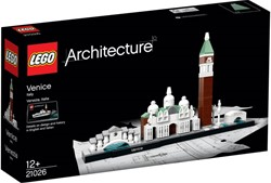 Lego  Architecture set Venice 21026