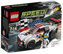 Lego  Speed Champions set Audi R8 LMS 75873