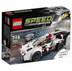 Lego  Speed Champions set Audi R 75872