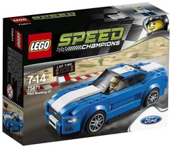Lego  Speed Champions set Ford Mustang GT 75871