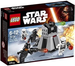 Lego  Star Wars set First Order Battle Pack 75132