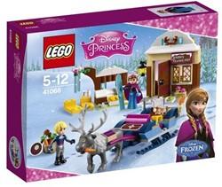 Lego  Disney Princess Slee-avontuur met Anna & Krist 41066