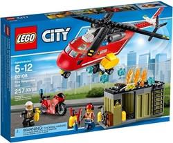 LEGO City Brandweer - Brandweer inzetgroep 60108