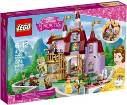 Lego  Disney Princess Belles betoverde kasteel 41067