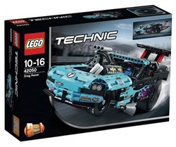 Lego  Technic set Technic - Drag racer 42050