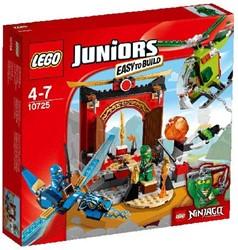 Lego  Juniors set Verloren tempel 10725