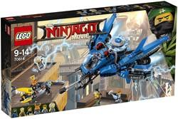 LEGO Ninjago Bliksemstraaljager 70614