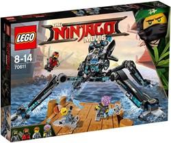 LEGO Ninjago Waterstrijder 70611