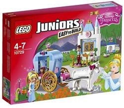 Lego  Juniors set Assenpoesters Koets 10729