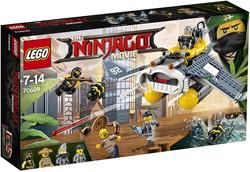 LEGO Ninjago Mantarog bommenwerper 70609