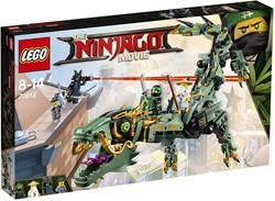 LEGO Ninjago Groene ninja mecha draak 70612