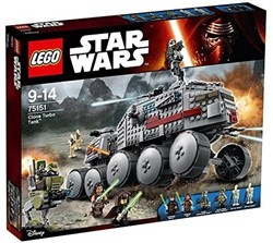 Lego  Star Wars set Clone Turbo Tank 75151