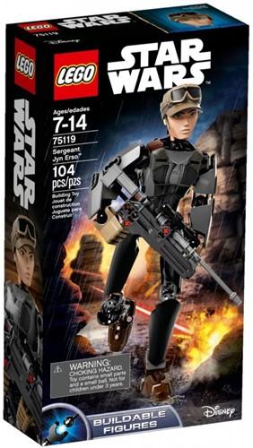 Lego  Star Wars set Sergeant Jyn Erso - 75119