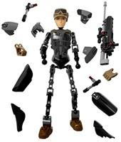 Lego  Star Wars set Sergeant Jyn Erso - 75119-3