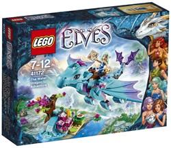 Lego  Elves set Het waterdraak avontuur 41172