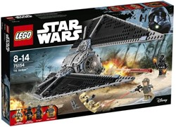 Lego  Star Wars set LEGO TIE Striker 75154
