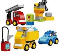LEGO Duplo Mijn Eerste Wagens En Trucks  Duplo10816-2