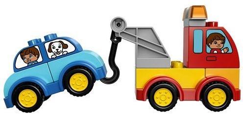 LEGO Duplo Mijn Eerste Wagens En Trucks  Duplo10816-3