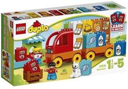 Lego  Duplo set Mijn eerste vrachtwagen 10818