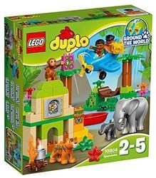 Lego  Duplo set Jungle 10804